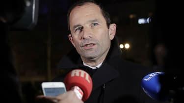 Benoît Hamon en février 2019.