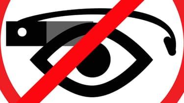 Le collectif Stop the Cyborgs propose d'afficher un panonceau anti Google Glass dans les lieux publics pour protéger la vie privée des usagers.