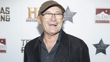 Phil Collins, le 18 mai 2015