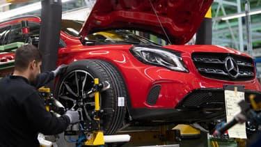 L'usine Daimler de Rastatt fait partie des sites concernés.
