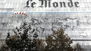 Près d'un an après sa recapitalisation et l'arrivée de nouveaux actionnaires, Le Monde poursuit sa transformation en lançant le 23 septembre une nouvelle offre du week-end étoffée et repensée sur le modèle de ses grands concurrents anglo-saxons. /Photo d'