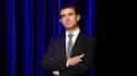 """Manuel Valls, ici en octobre 2014 à Paris, estime que la société française est """"inflammable""""."""