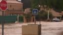 Une des communes varoises inondées ce week-end.