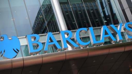 Barclays avait déboursé 450 millions de dollars pour clore des procédures aux Etats-Unis et au Royaume-Uni.