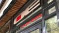 L'enseigne du fast-food Ouest-Express, créé par Paul Bocuse.