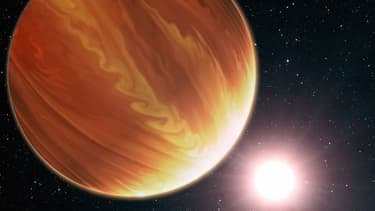 L'exoplanète HD 209458b