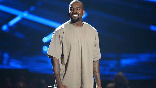 Kanye West en août 2015 à Los Angeles