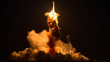 Le moteur utilisé lors du lancement la fusée Antares a officiellement été mis en cause par les enquêteurs pour expliquer son explosion.
