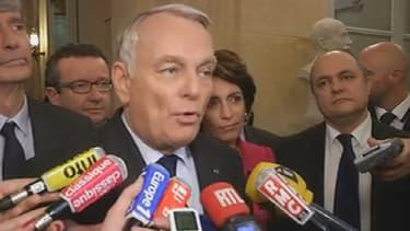 """Jean-Marc Ayrault s'est dit """"très fier"""" de sa réforme des retraites."""