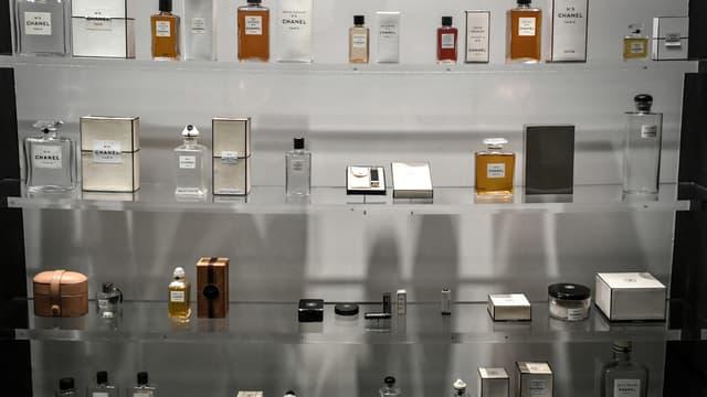 Des parfums Chanel (Photo d'illustration)