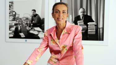 Agnès Saal, patronne depuis à peine un an, était une proche d'Aurélie Filippetti