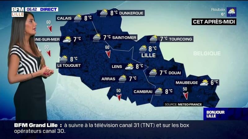 Météo Nord-Pas-de-Calais: entre averses et éclaircies ce mercredi