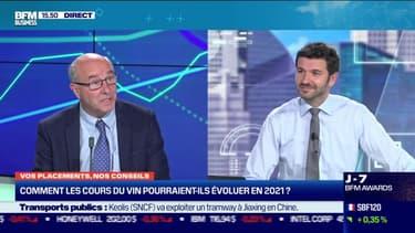 Thierry Goddet (Cavissima) : comment les cours du vin pourraient-ils évoluer en 2021 ? - 23/11