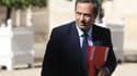 Le Secrétaire d'Etat chargé de la protection de l'enfance Adrien Taquet à l'Elysée, le 19 septembre dernier.