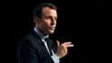 Emmanuel Macron dit également être prudent sur la mise en place du prélèvement