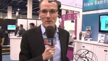 Anthony Morel, notre reporter à Las Vegas, a repéré pour vous les technologies du futur dans les allées du CES 2013