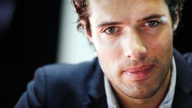 Nicolas Bedos, ici à Paris le 10 décembre 2010, a été condamné à trois mois de prison avec sursis et 800 euros d'amende.