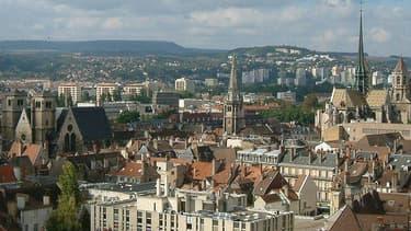 Dijon : Un tramway et des nouveaux logements sont attendus pour 2013