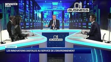 Les innovations digitales au service de l'environnement - 08/05