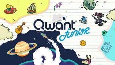 L'application Qwant Junior est disponible gratuitement sur iOS et Android