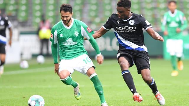 Match aller Werder - Bielefeld (1-0)