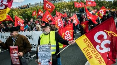 A Lyon, 3.000 personnes ont manifesté, selon la police.