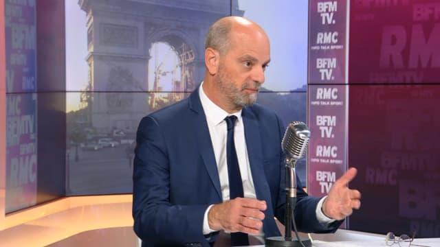 Jean-Michel Blanquer invité de Jean-Jacques Bourdin