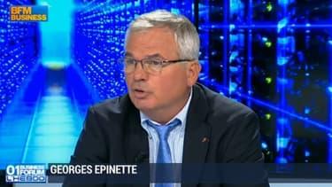 Georges Epinette, Vice-Président du Cigref, a annoncé que cette association des patrons informatiques des grandes entreprises françaises publiera le 7 octobre prochain, un rapport sur les contraintes et les facteurs de succès du cloud.