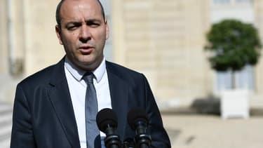 Laurent Berger a été reçu à l'Élysée ce mardi.