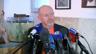 Jean-Marc Florand, l'avocat des parents d'Alexia Daval.
