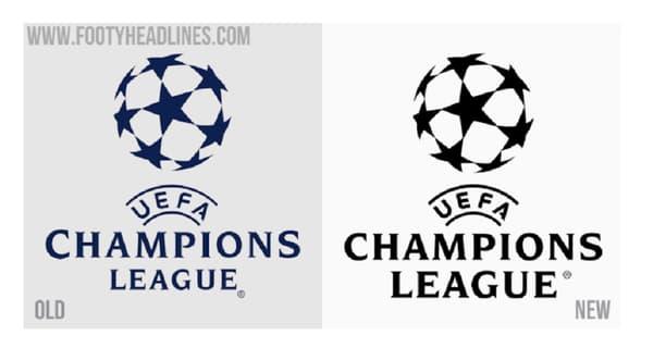 Le logo de la Ligue des champions