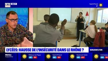 Lyon: les enseignants en colère après plusieurs incidents dans les lycées
