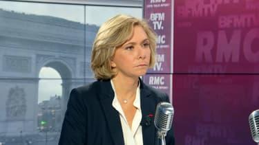 Valérie Pécresse, présidente de la région Ile-de-France, sur BFMTV-RMC, le 16 janvier 2020.