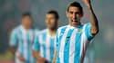 L'attaquant argentin Angel Di Maria quitte Manchester United pour la capitale