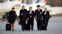 Le personnel navigant d'Air France estime être devenu une cible pour les terroristes.