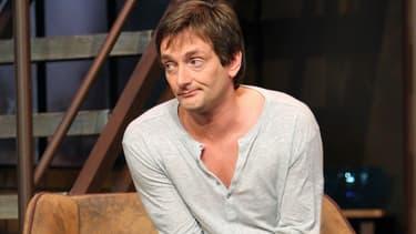 Pierre Palamde sur scène le 7 octobre 2008