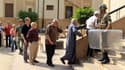 Les Egyptiens sont appelés aux urnes samedi et dimanche pour le second tour de l'élection présidentielle, comme ici à Al Charkia, au nord du Caire. Pour beaucoup, l'issue du scrutin se résume à un choix par défaut entre Ahmed Chafik, dernier chef de gouve