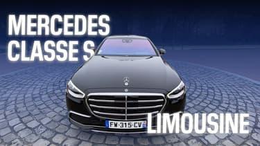 Mercedes Classe S : le test techno