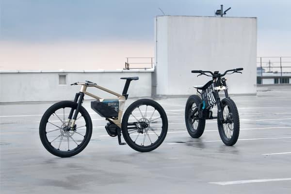 L'Amby de BMW a été conçu en deux version, un pour la ville l'autre plus sportive
