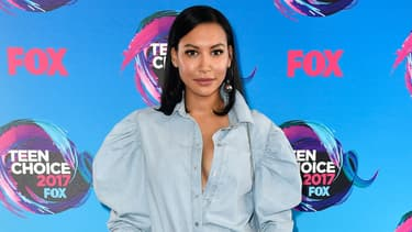 Naya Rivera aux Teen Choice Awards à Los Angeles, le 13 août 2017
