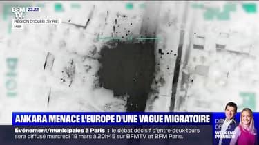 Conflit en Syrie: la Turquie menace l'Europe d'une vague migratoire