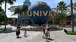 Universal Studios se lance sur le marché chinois avec son parc d'attractions.