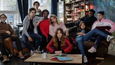 Le casting de SKAM France
