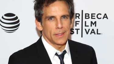 Ben Stiller, le 15 avril 2016