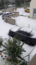 Neige à Plouescat (Finistère) - Témoins BFMTV