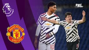 Crystal Palace - Man United : Maguire et Rashford se sont insultés en plein match
