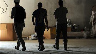 Deux agents de l'Urssaf ont décidé d'effectuer un contrôle sur le chantier de réhabilitation de leur siège régional situé à Bordeaux.