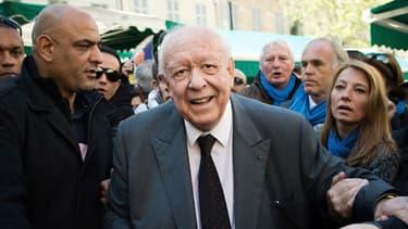 Jean-Claude Gaudin devance largement Patrick Mennucci à Marseille