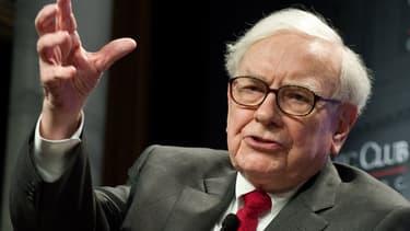 Le milliardaire américain Warren Buffett a vendu un tiers des titres d'IBM que détenait son fonds, Berkshire Hathaway.
