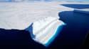 Une partie de l'Antarctique